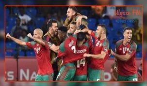 المنتخبات الإفريقية الخمسة المتأهلة لكأس العالم