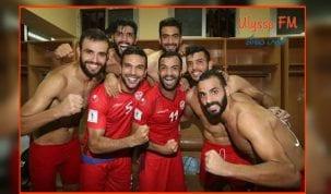 تونس للمرة الخامسة الى المونديال