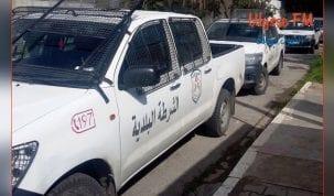 حملات أمنيّة للشرطة البلديّة بكامل تراب الجمهوريّة