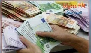 حباط محاولة تهريب مبلغ خضم من العملة الأجنبية