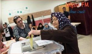 الاتراك يقترعون اليوم في انتخابات رئاسية وتشريعية مبكرة