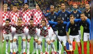 نهائي المونديال: فرنسا لإعادة الأمجاد و كرواتيا من أجل إسعاد رئيسة البلاد