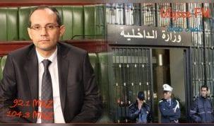 وزير الداخلية الجديد يتحصل على ثقة البرلمان باغلبية 148 صوتا