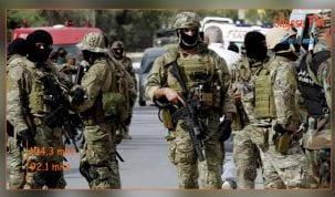 الشّوشة ، بن قردان: ضبط 08 أفارقة بصدد اجتياز الحدود التّونسيّة