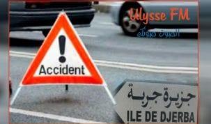 جربة: وفاة عون أمن في حادث مرور