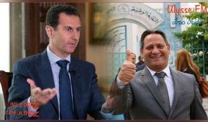 لقاء البغوري ببشار الاسد: نقابة الصحفيين توضح