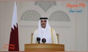 أمير قطر يقدم منحة 50 مليون دولار دعماً للاجئين السوريين