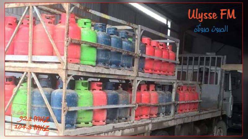 بداية من الغد: تعليق نشاط توزيع قوارير الغاز بالجملة