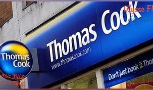 توماس كوك تعلن إفلاسها